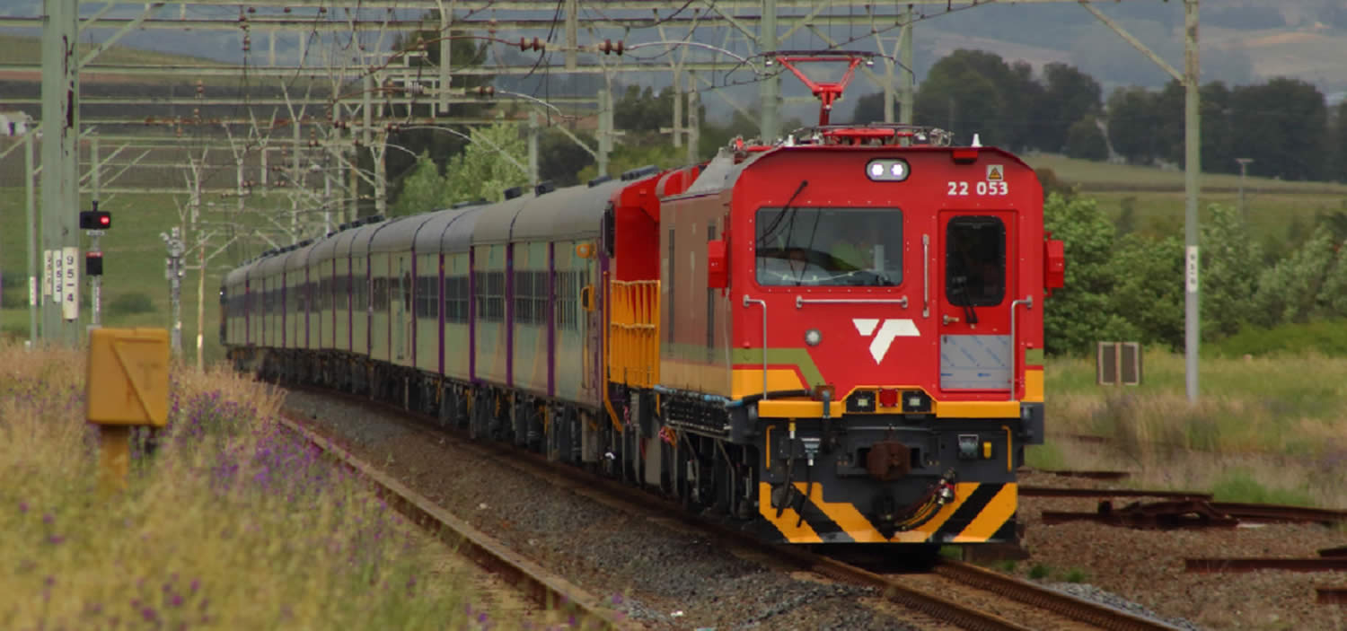 Unilok Locomotives - African Railway Systems