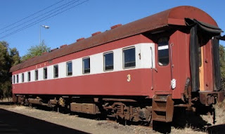 2nd Hand Railway Coach For Sale